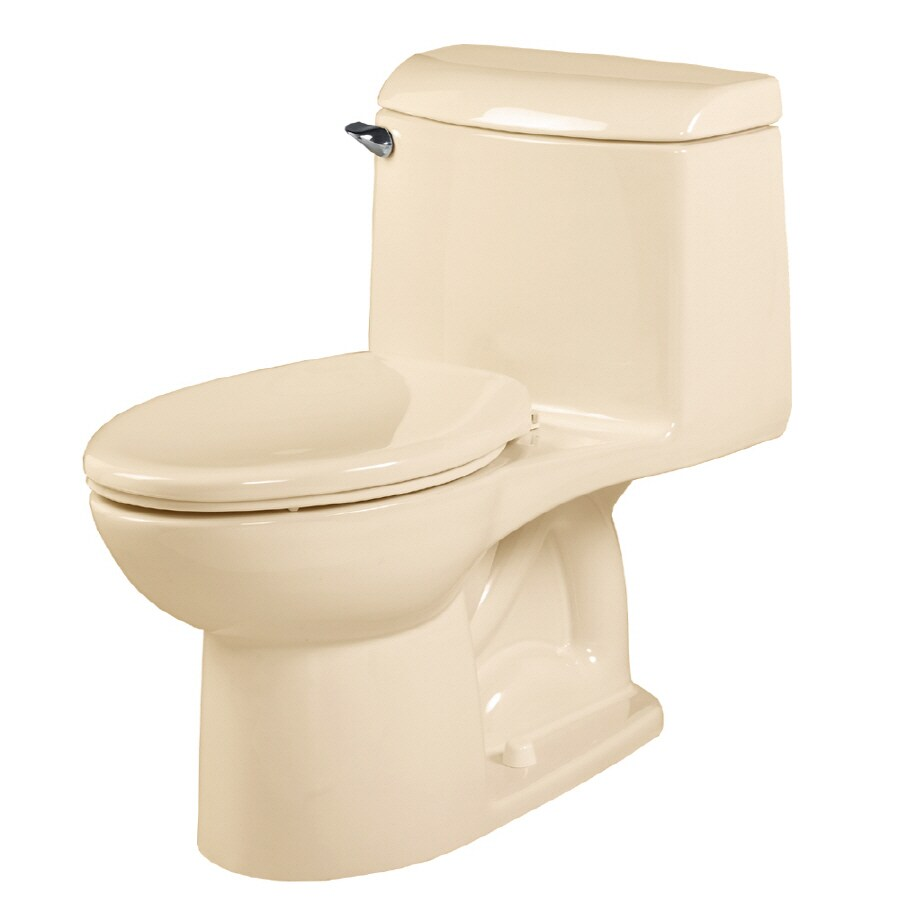 American Standard Champion 4 Bone 1.6-GPF (6.06-LPF) 12-in Rough-In Elongated 1-Piece Comfort Height Toilet
