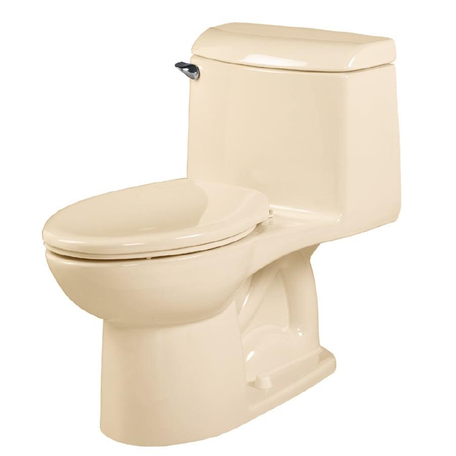 American Standard Champion 4 Bone 1.6-GPF (6.06-LPF) 12 Rough-In Elongated 1-Piece Chair Height Toilet