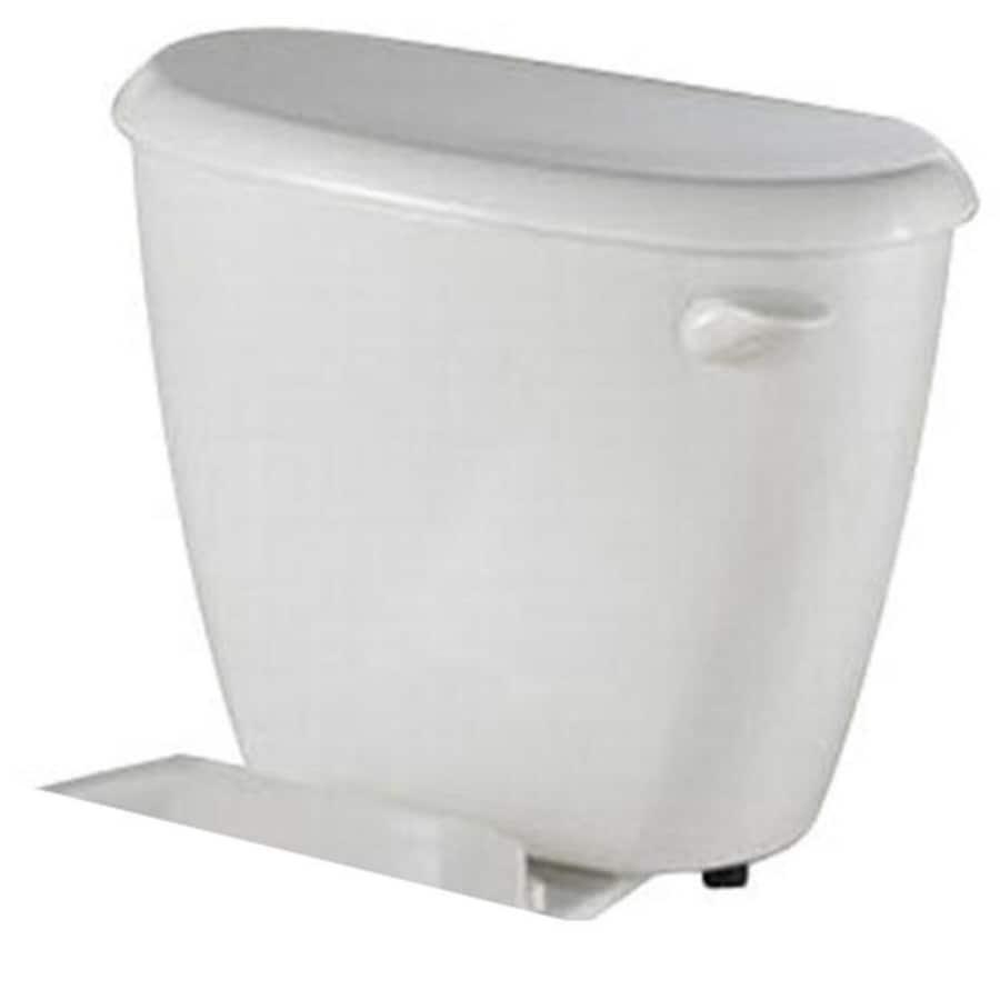 American Standard Colony White 1.6-GPF (6.06-LPF) 12-in Rough-In Single-Flush Toilet Tank