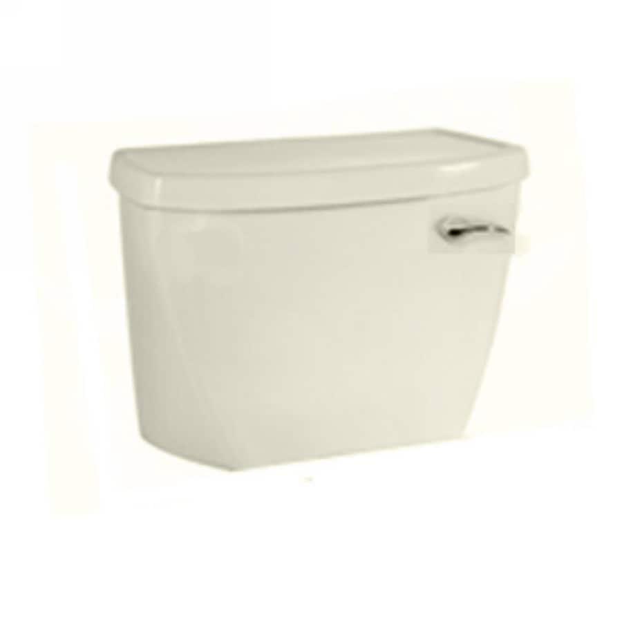 American Standard Yorkville Linen 1.1-GPF (4.16-LPF) 12-in Rough-In Pressure Assist Single-Flush Toilet Tank