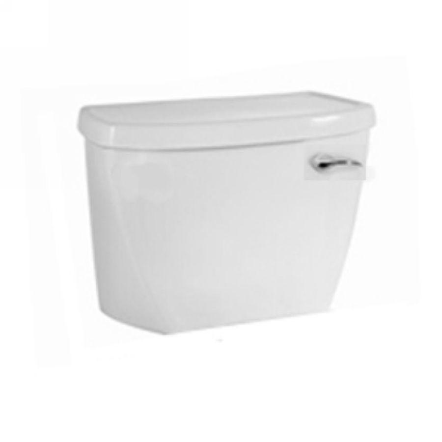 American Standard FloWise White 1.1-GPF (4.16-LPF) 12-in Rough-In Pressure Assist Single-Flush High-Efficiency Toilet Tank