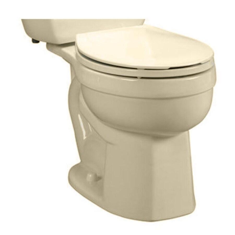 American Standard Titan Pro Chair Height Bone Toilet Bowl