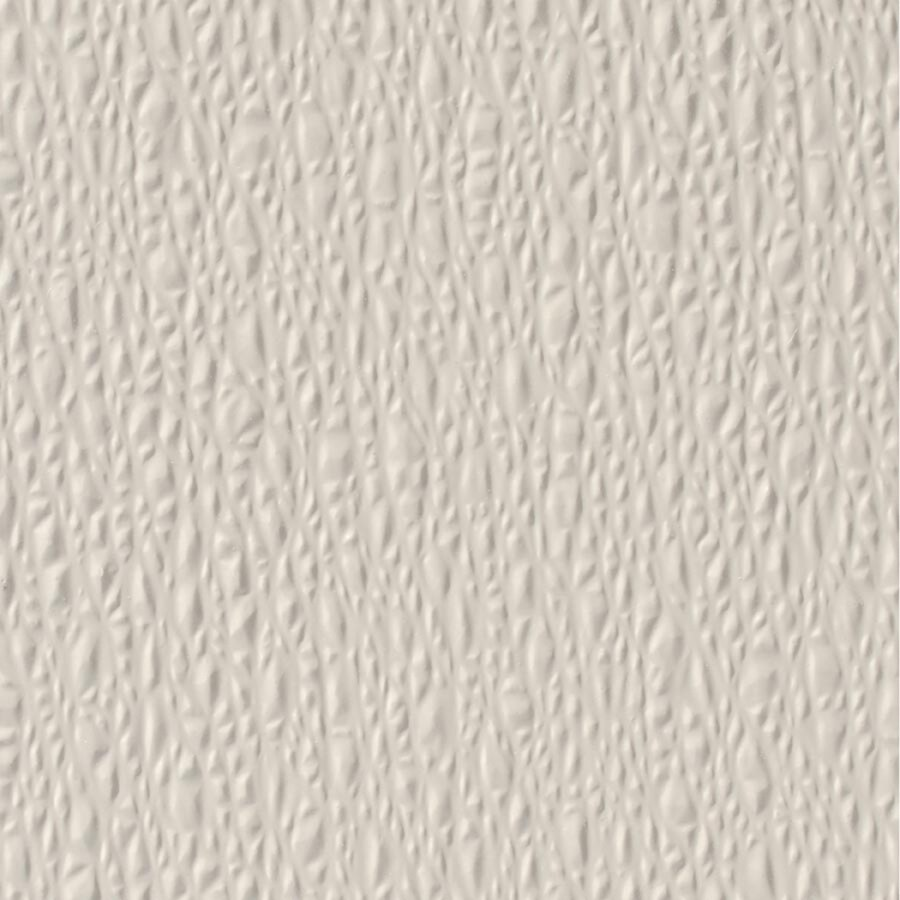 Sequentia 48-in x 10-ft Embossed Pearl Gray Fiberglass Reinforced Wall Panel