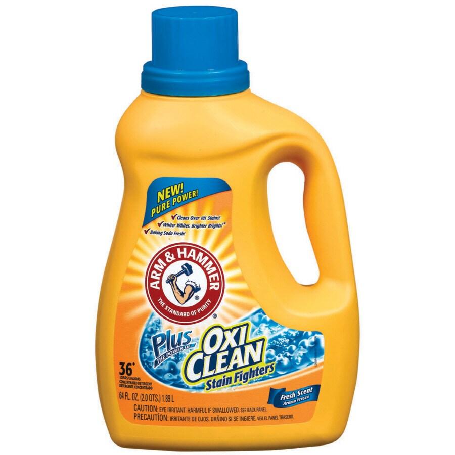 ARM & HAMMER 64-fl oz Fresh Scent Laundry Detergent
