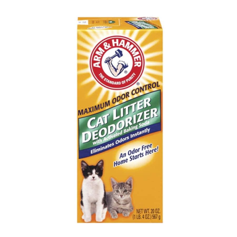 ARM & HAMMER 0.8-lbs Blend Cat Litter for Multiple Cats