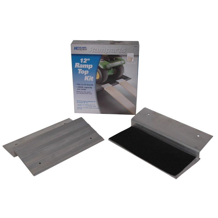 Highland 700-lb Capacity Loading Ramp Kit