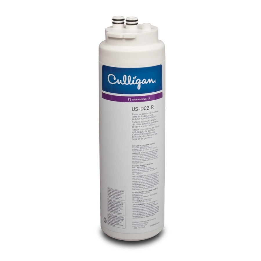 Culligan US-DC2 Quick Change System Under Sink Replacement Filter