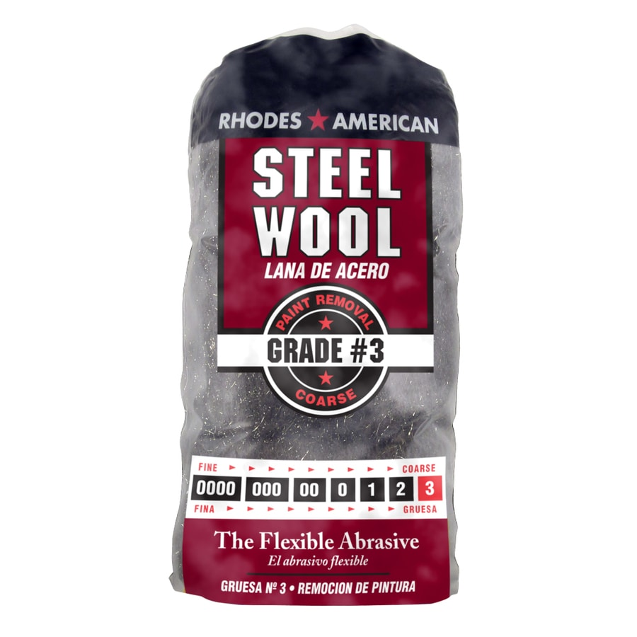 Homax Coarse Steel Wool