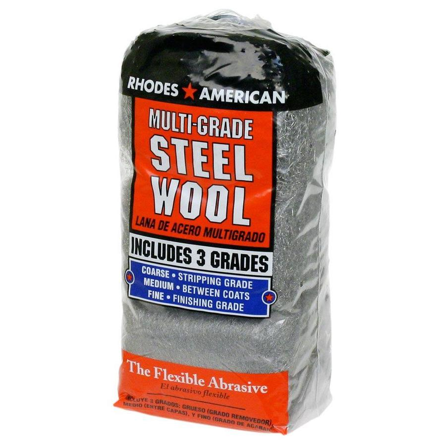 Shop homax coarse steel wool at for Buying paint at lowes