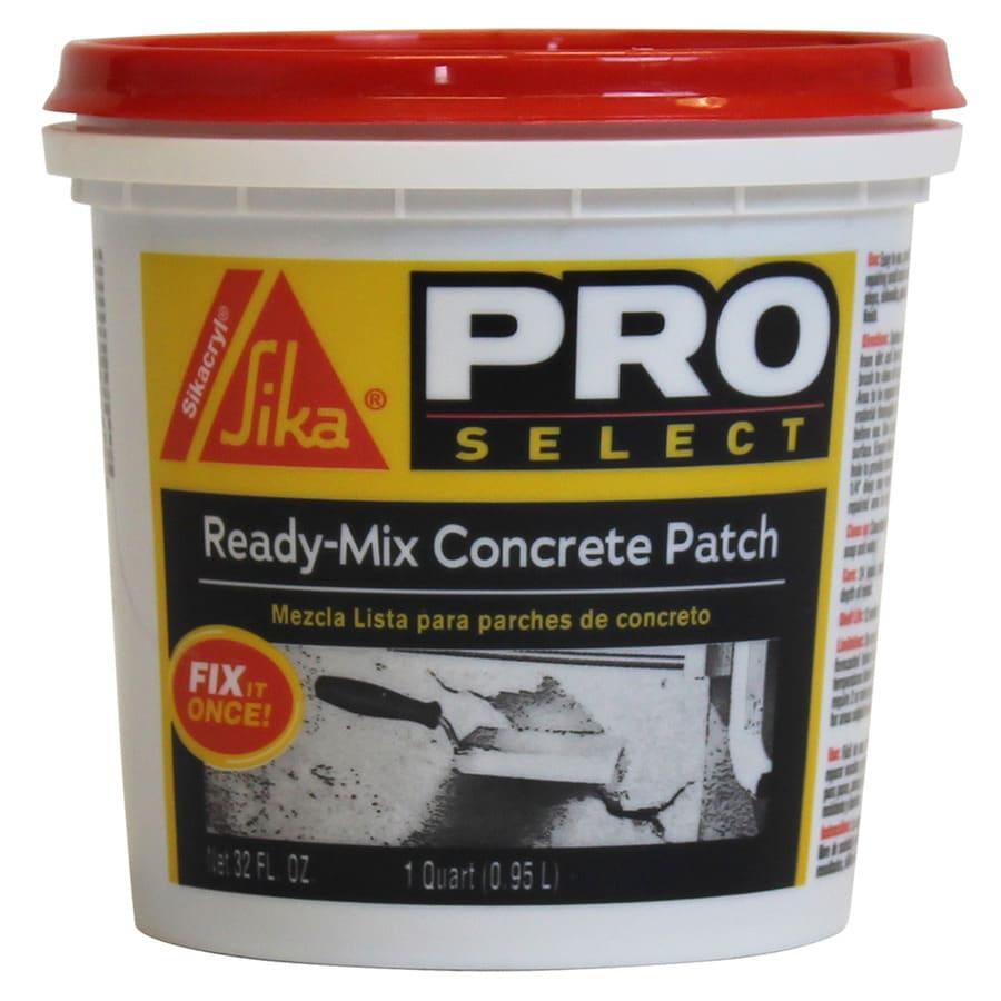 Sika 32-oz Acrylic Concrete Patch