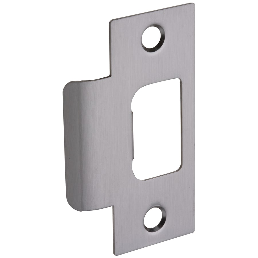 Shop Gatehouse Steel Entry Door Standard T Strike Plate At