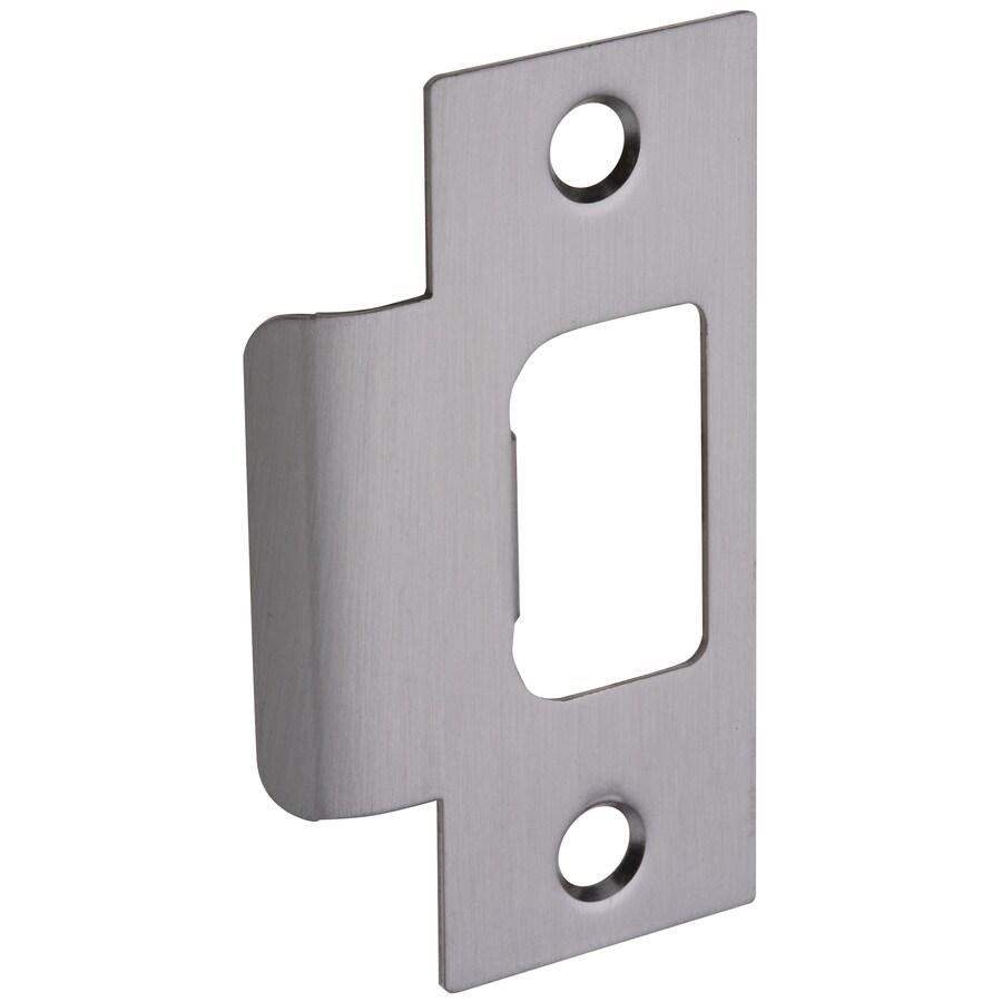 Gatehouse Steel Entry Door Standard T Strike Plate