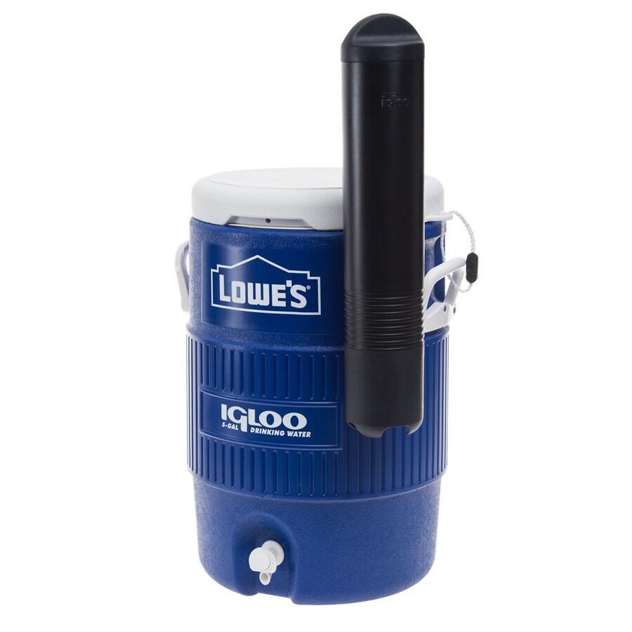 Igloo 5-Gallon Plastic Beverage Cooler