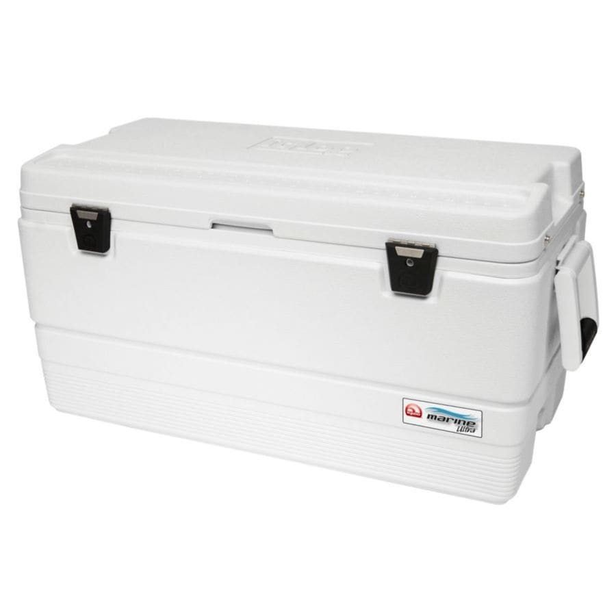 Igloo 94-Quart Plastic Marine Cooler