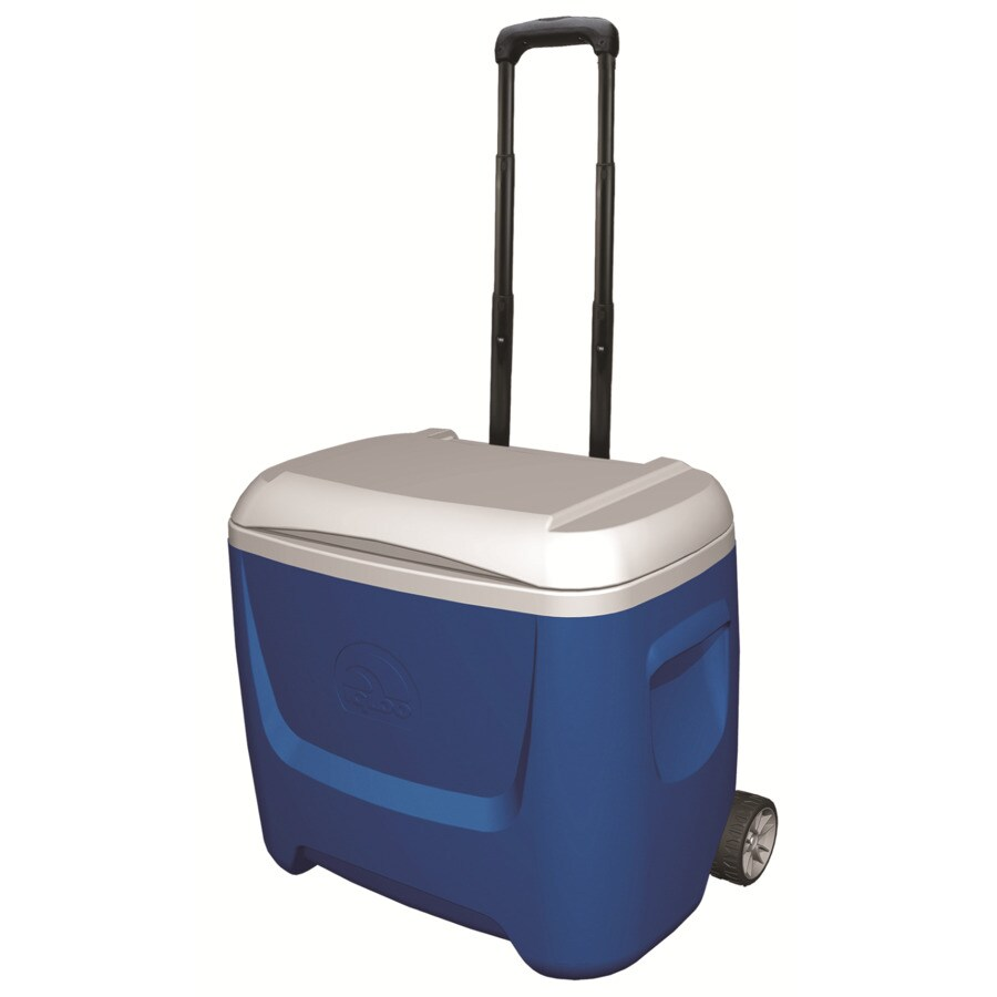 Igloo 28-Quart Wheeled Cooler