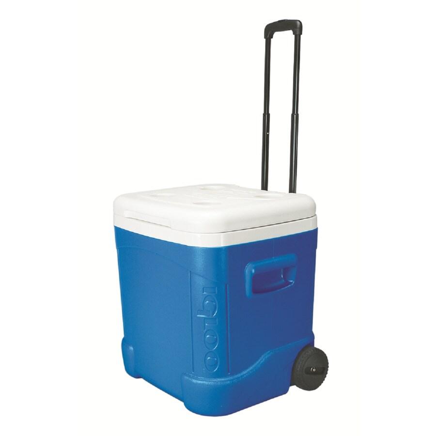 Igloo 60-Quart Wheeled Cooler