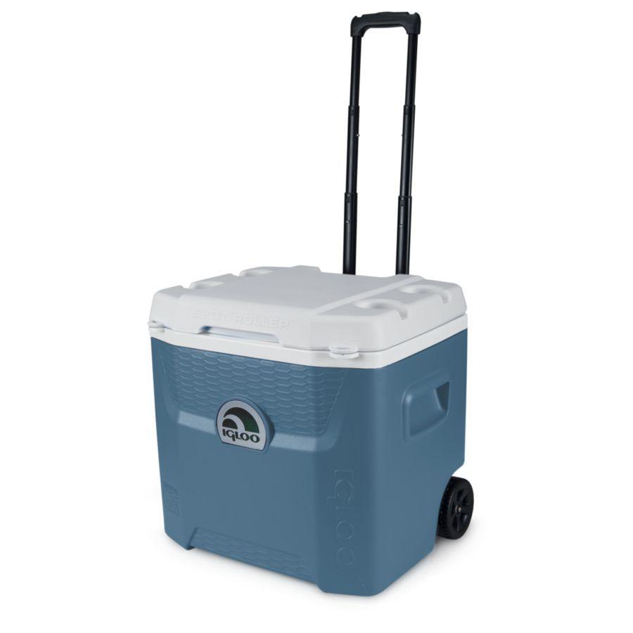 Igloo 52-Quart Wheeled Plastic Chest Cooler