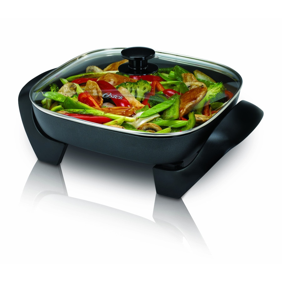 Oster 12-in Non-Stick Electric Skillet