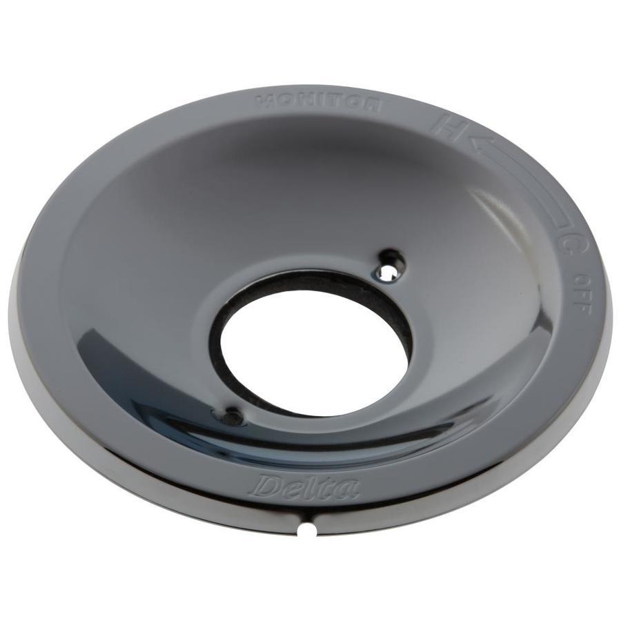 Delta Single Handle Tub/Shower Escutcheon Plate - Deep