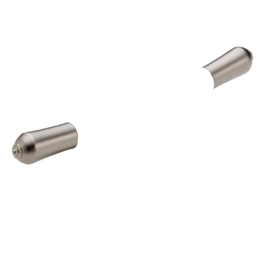 Delta 2-Pack Nickel Faucet Handles