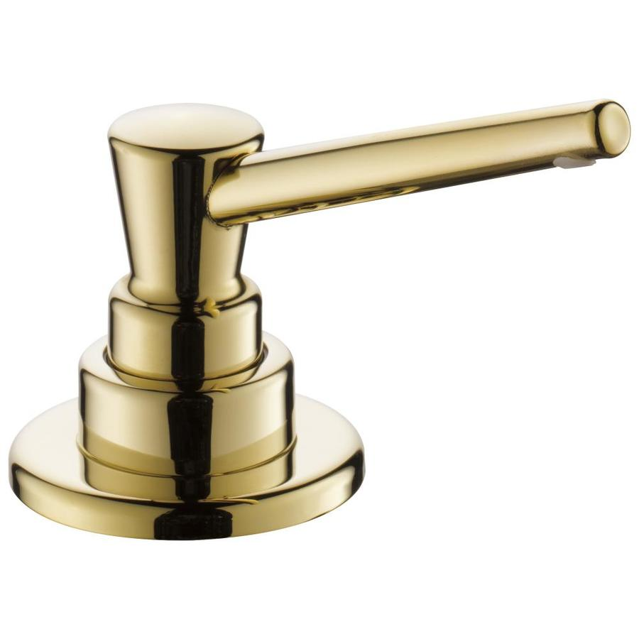 Delta Polished Brass Soap and Lotion Dispenser