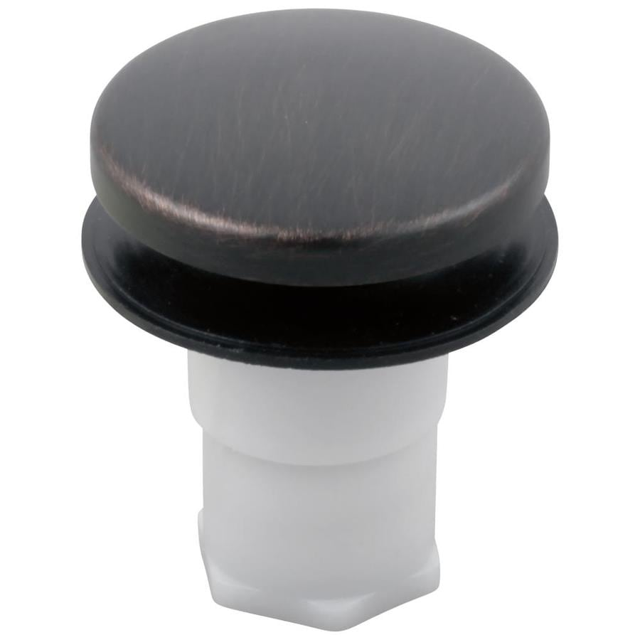 Delta Universal Fit Oil-Rubbed Bronze Pop-Up Drain Stopper