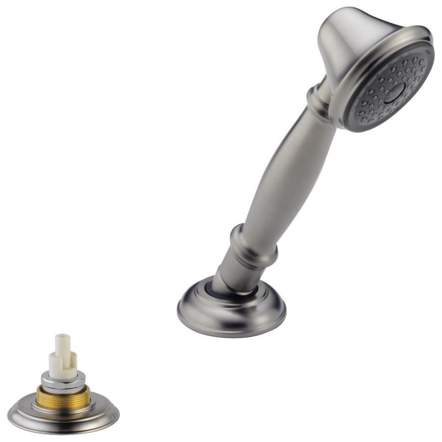 Delta Victorian 3.5-in 2.0-GPM (7.6-LPM) Stainless WaterSense Hand Shower