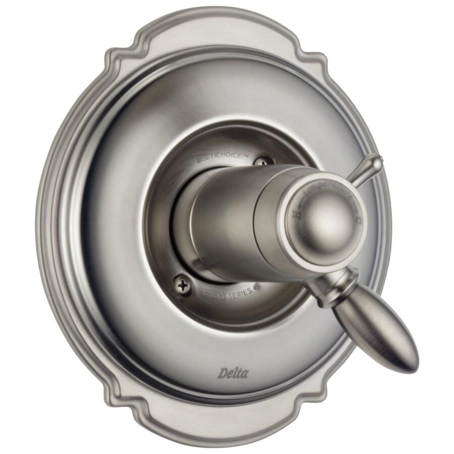 Delta Steel-Stainless Tub/Shower Trim Kit