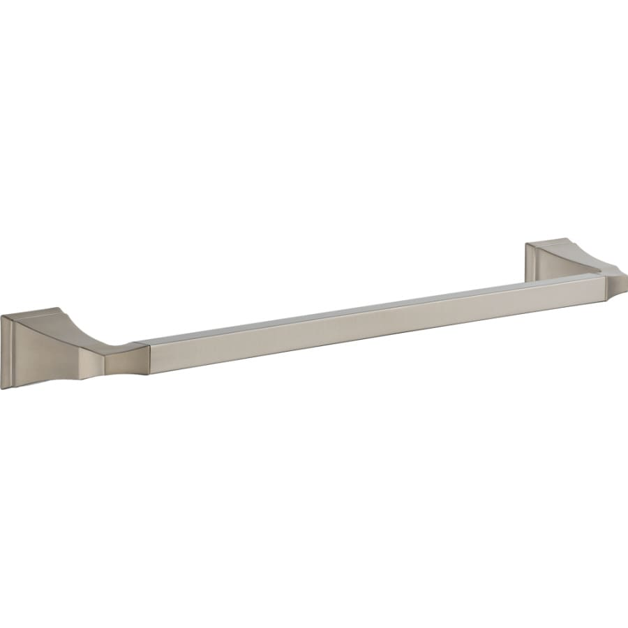 Shop Delta Dryden Stainless Single Towel Bar Common 18