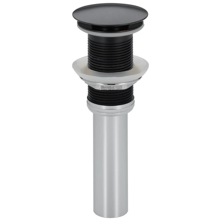 Delta Universal Fit Bronze Pop-Up Drain Stopper