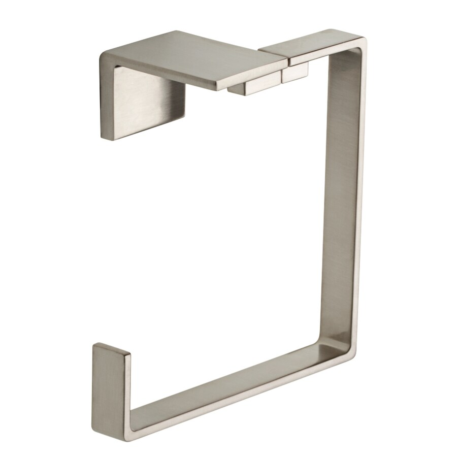 Delta Vero Stainless Wall-Mount Towel Ring