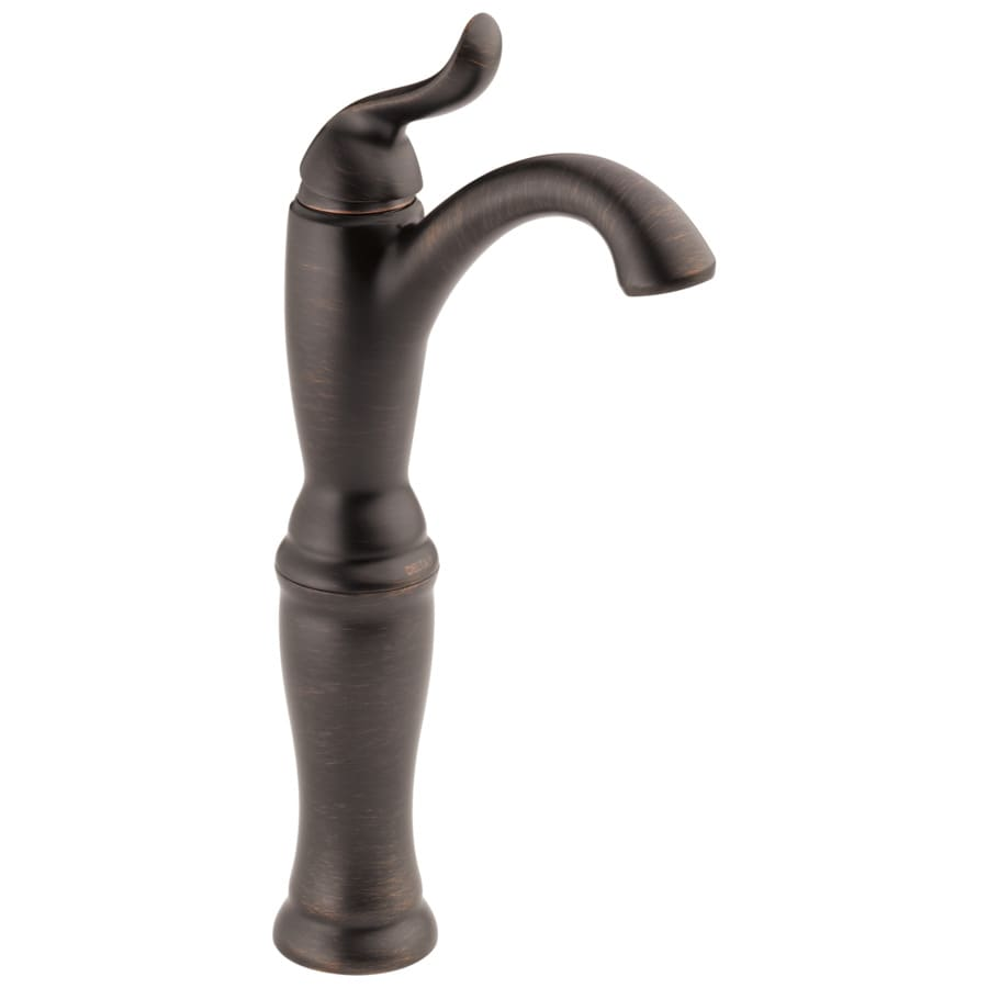 Shop Delta Linden Venetian Bronze 1 Handle Single Hole