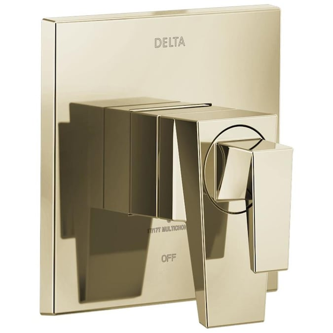 Delta Monitor 17 Series Valve Trim Only In The Bathroom  U0026 Shower Faucet Accessories Department