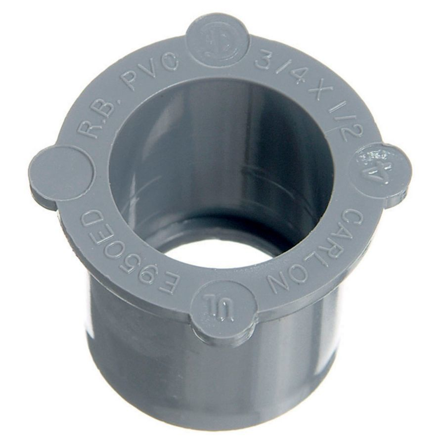 CARLON 25-Pack 3-in PVC Connector