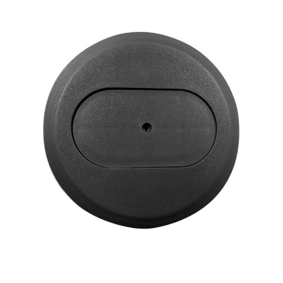 CARLON 1-Gang Round Plastic Electrical Box Cover