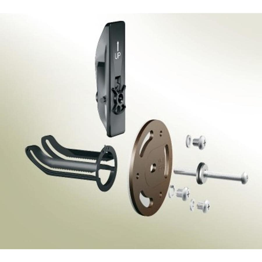 Moen Oil Rubbed Bronze Grab Bar Mounting Anchors