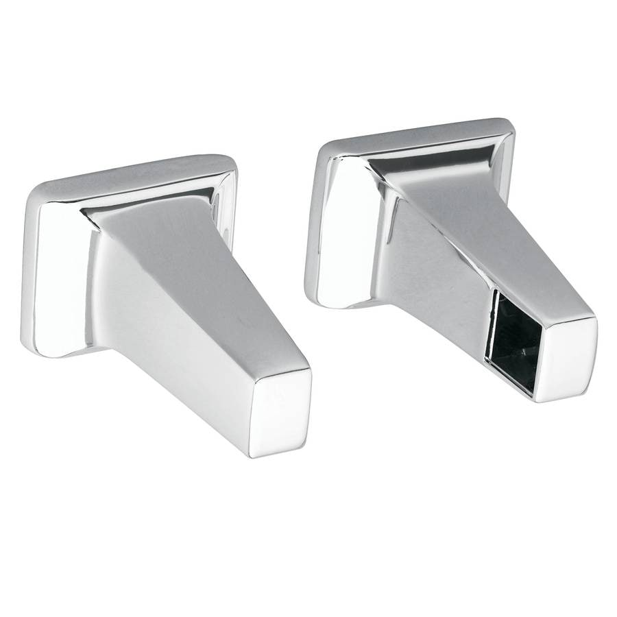 Moen Contemporary Chrome Replacement Posts Only Towel Bar (Common: 3-in; Actual: 2.25-in)