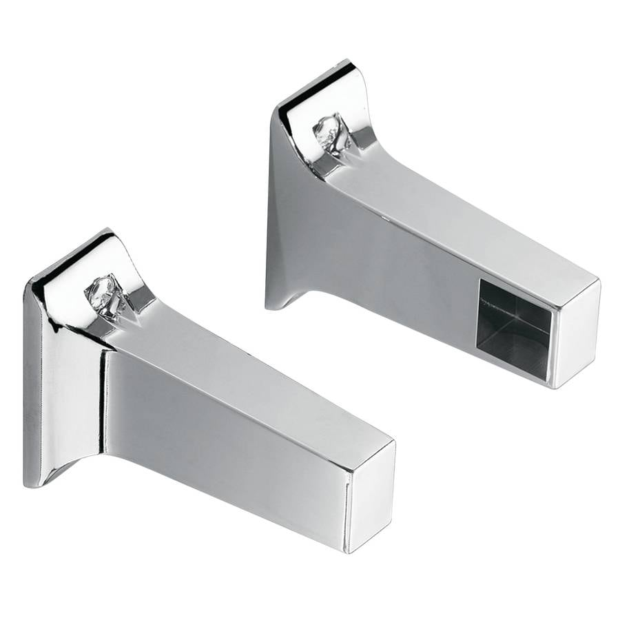 Moen Economy Chrome Replacement Posts Only Towel Bar (Common: 3-in; Actual: 2.75-in)