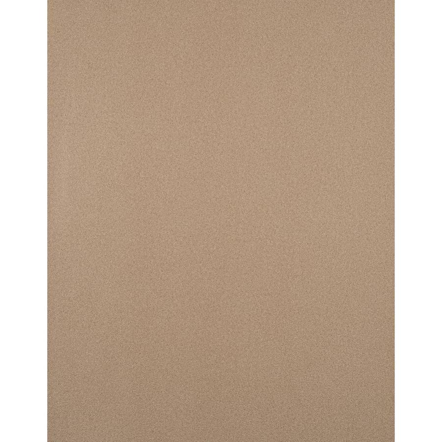 York Wallcoverings Brown Strippable Vinyl Unpasted Textured Wallpaper
