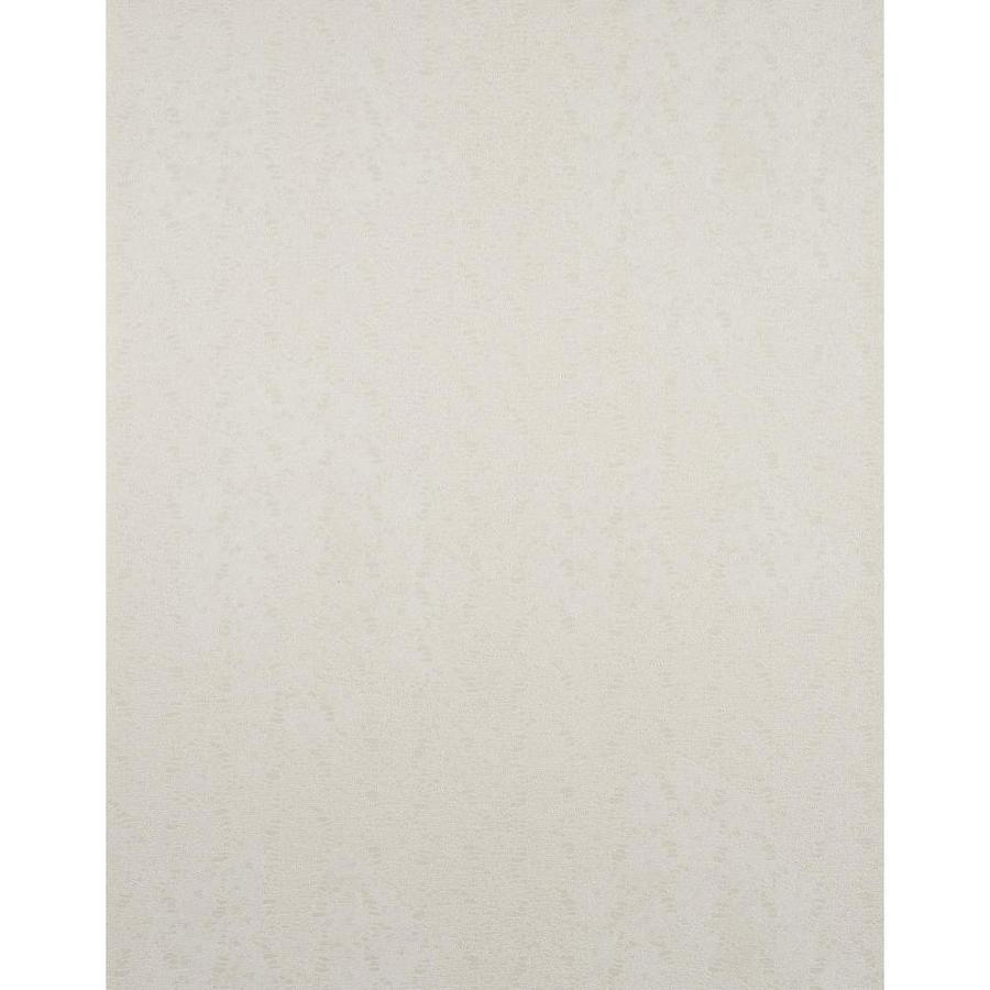 York Wallcoverings Tan Strippable Vinyl Unpasted Textured Wallpaper