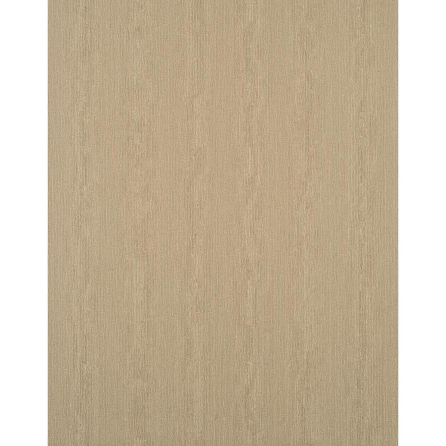 York Wallcoverings Dark Taupe Strippable Vinyl Unpasted Textured Wallpaper