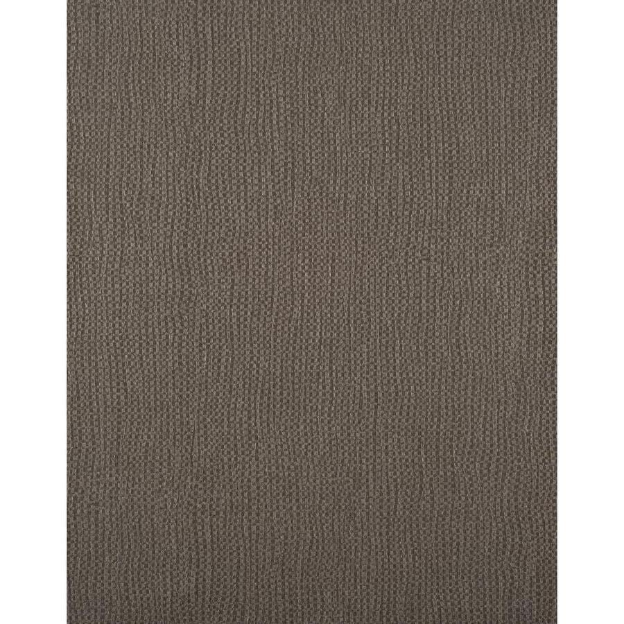 York Wallcoverings Silver Strippable Vinyl Unpasted Textured Wallpaper