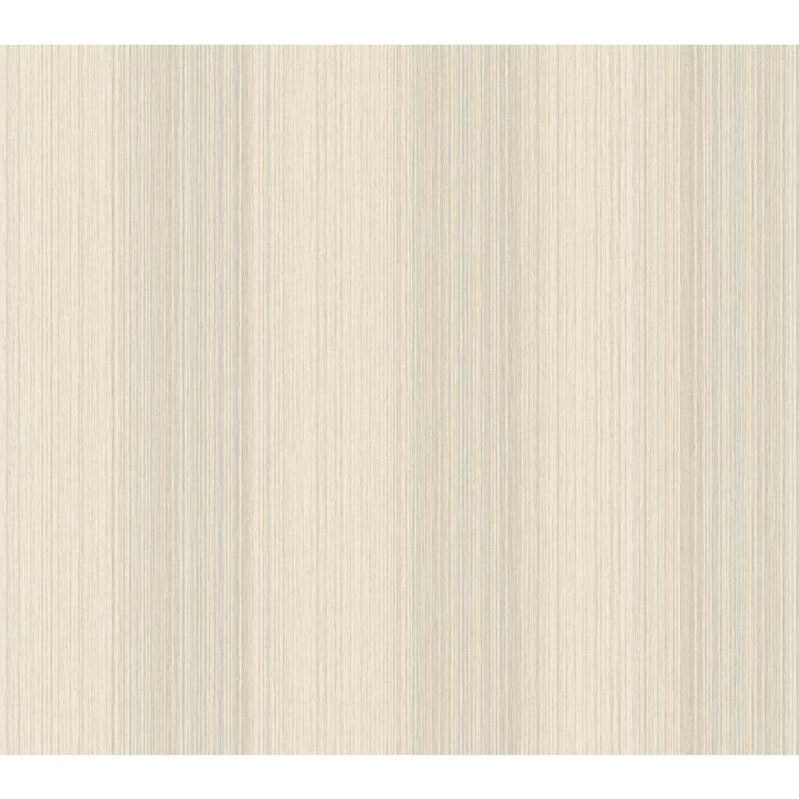 Inspired By Color Cream and Blue Peelable Paper Prepasted Classic Wallpaper