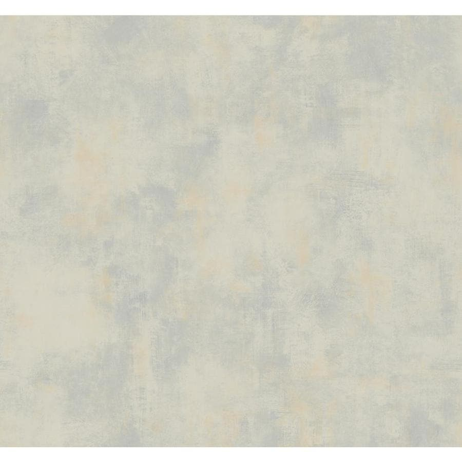 Inspired By Color Silver and Beige Peelable Paper Prepasted Classic Wallpaper