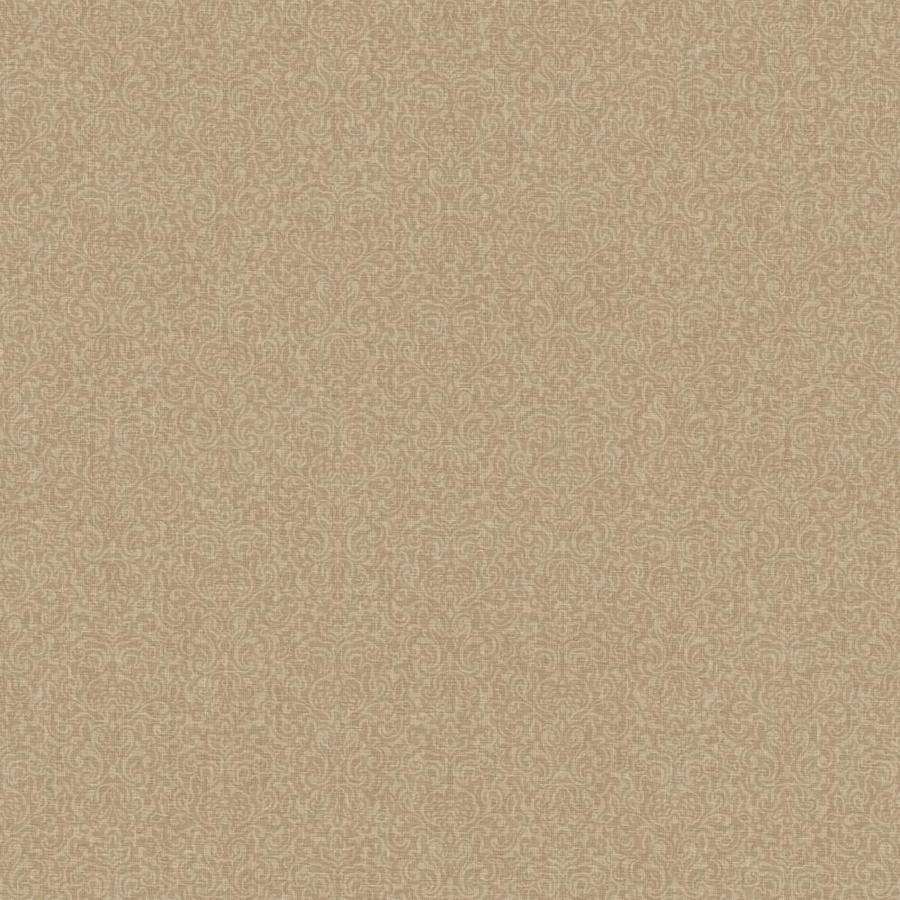 York Wallcoverings Beige Peelable Paper Prepasted Classic Wallpaper