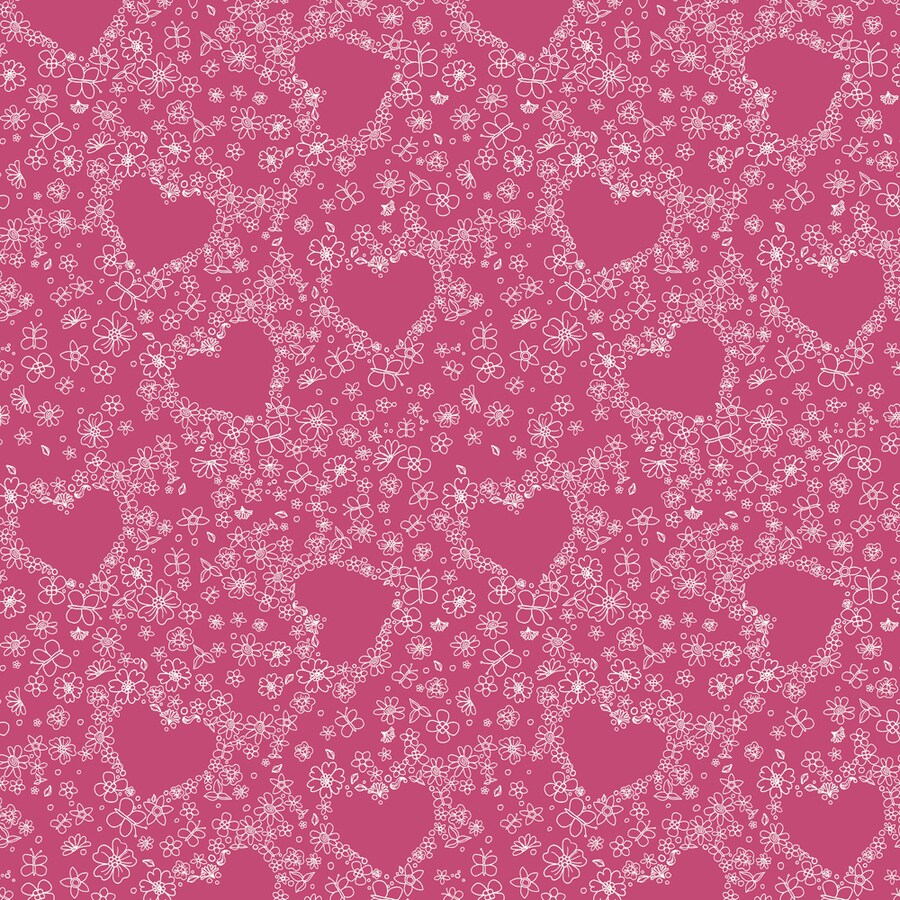 Shop York Wallcoverings Pink Strippable Paper Prepasted HD Wallpapers Download Free Images Wallpaper [1000image.com]