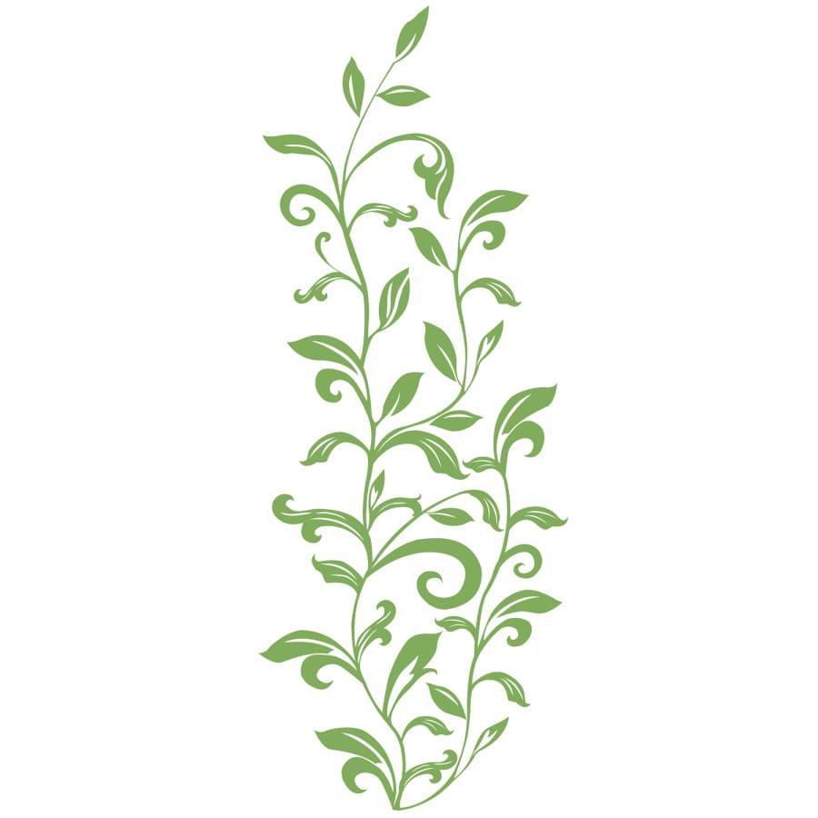 RoomMates Leaf Scroll Appliques