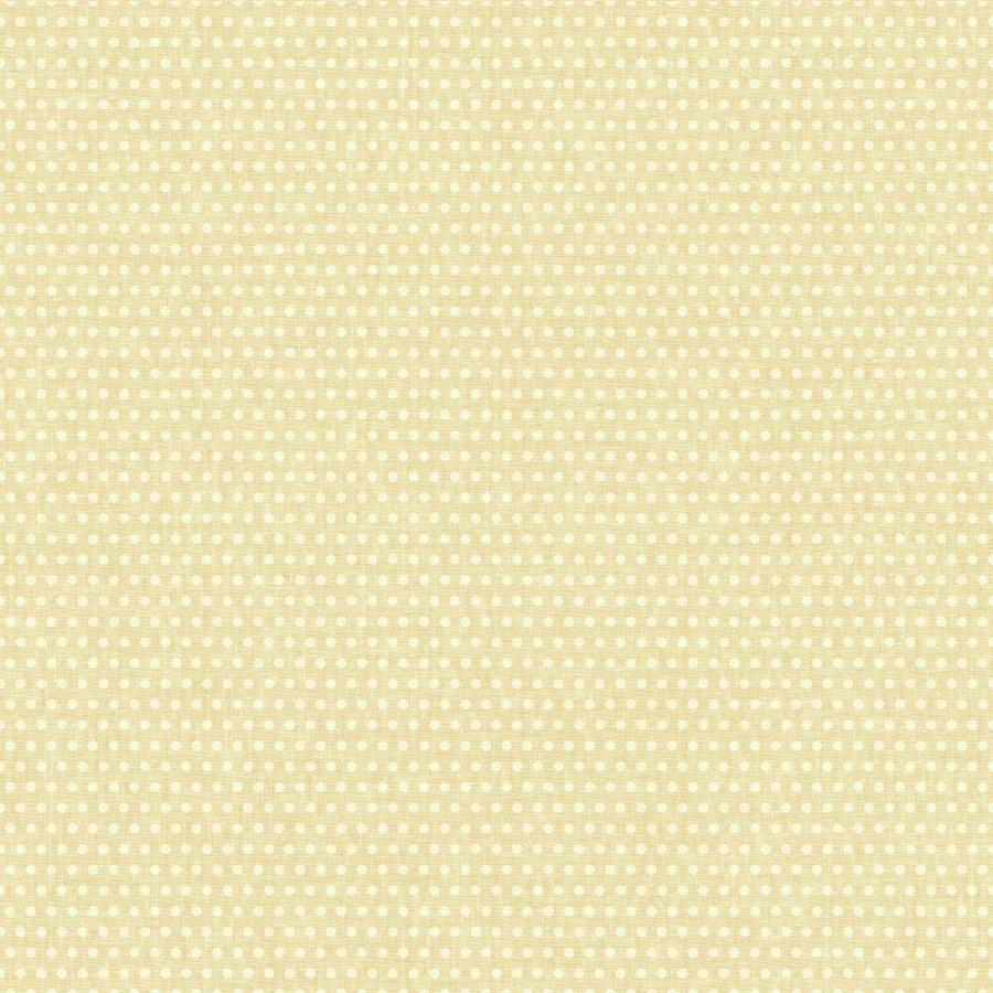 York Wallcoverings Beige and Honey Pearl Strippable Paper Prepasted Classic Wallpaper