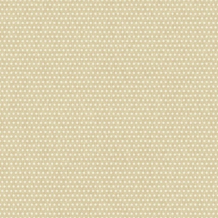 York Wallcoverings Chalk White and Gold Glint Strippable Paper Prepasted Classic Wallpaper