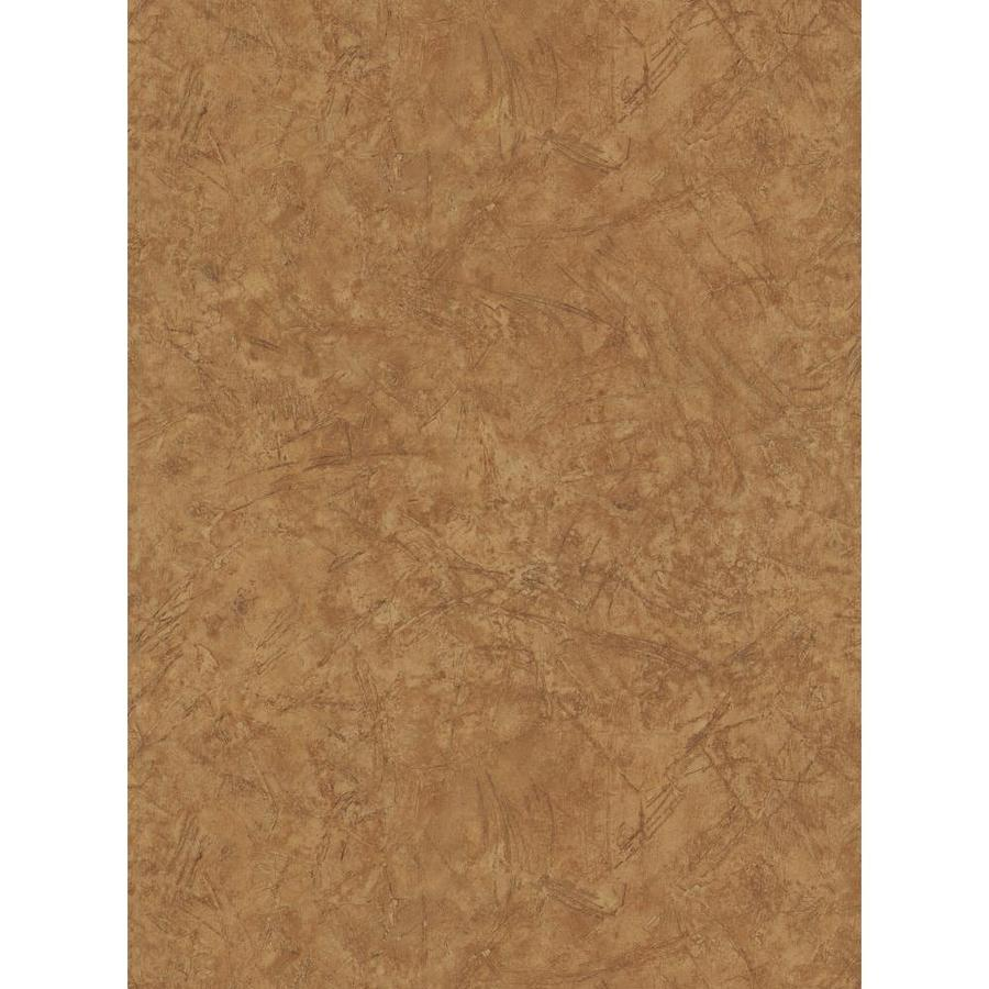 Inspired By Color Golden Brown Peelable Paper Prepasted Classic Wallpaper